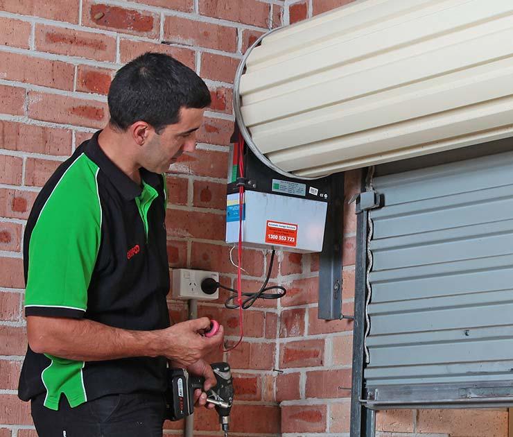 Garage Door Repairs Sydney Campbelltown