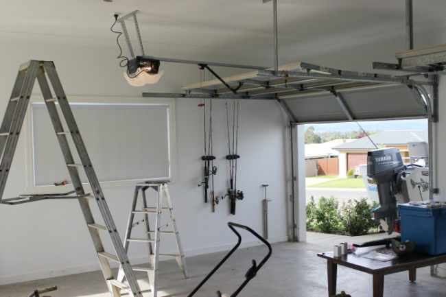 Merlin garage door openers are the best choice in sydney for Automatic garage door opener installation